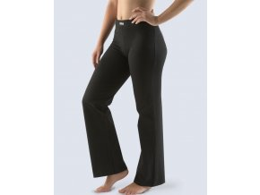 Nohavice dlhé široké základná dĺžka jednofarebné 96010P
