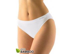 Bambusové nohavičky klasické s úzkym bokom 00037P