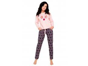 Dámske pyžamo Nadia s obrázkom soba Taro