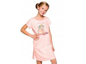 Dievčenská nočná košeľa Matylda s nápisom Sweet dreams Taro