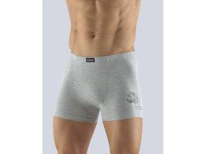 Boxerky s kratšou nohavičkou 73092P