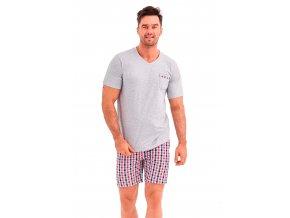 Pánske pyžamo Dominik s kapsičkou Taro