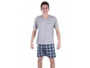 Pánske pyžamo s krátkym rukávom 561 Regina