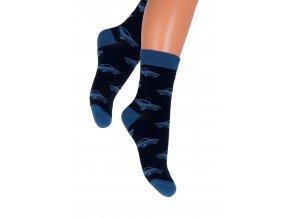 Chlapčenské klasické ponožky
