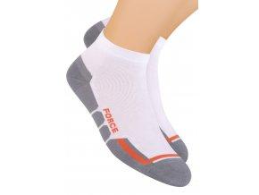 Chlapčenské členkové ponožky 054/113 Steven