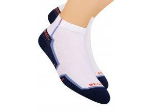 Chlapčenské členkové ponožky 054/117 Steven