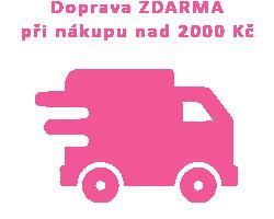 Doprava nad 2000 zdarma