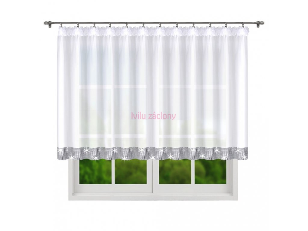 Záclona GITA L250