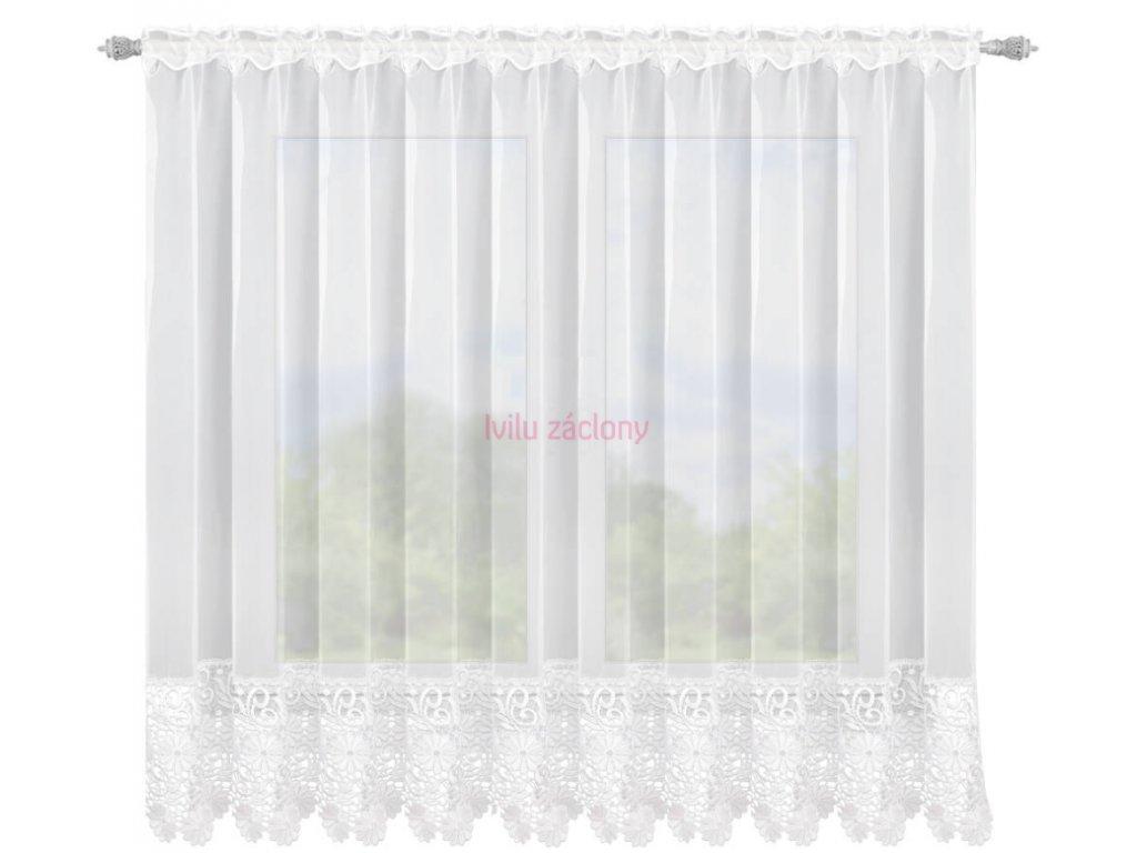 Záclona 170 cm Světlana