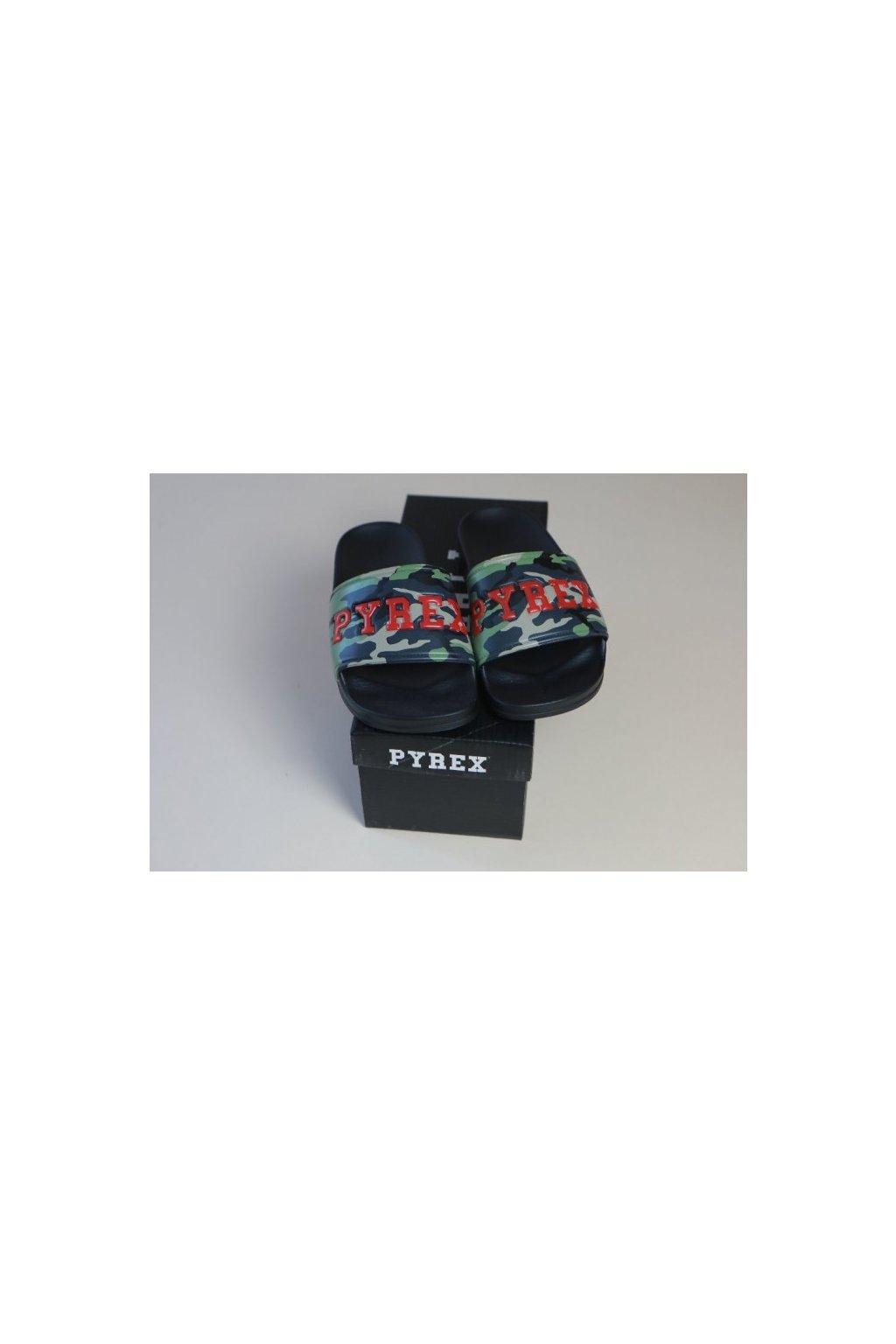 Nazouváky Pyrex - military (Velikost Velikost 38)
