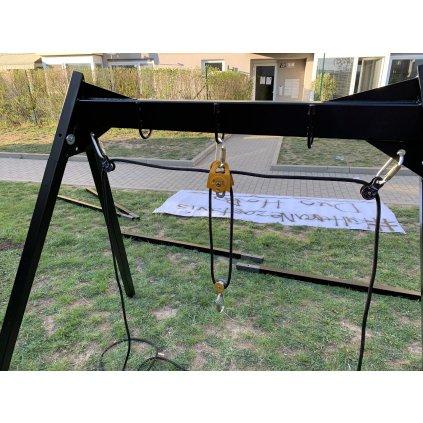 Aerial Rig / pulley KIT