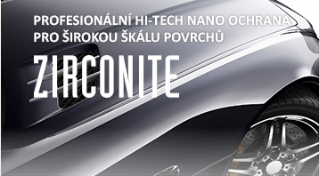 Zirconite Paint Protection System