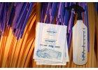 Rukavice a ostatní příslušenství pro mytí aut