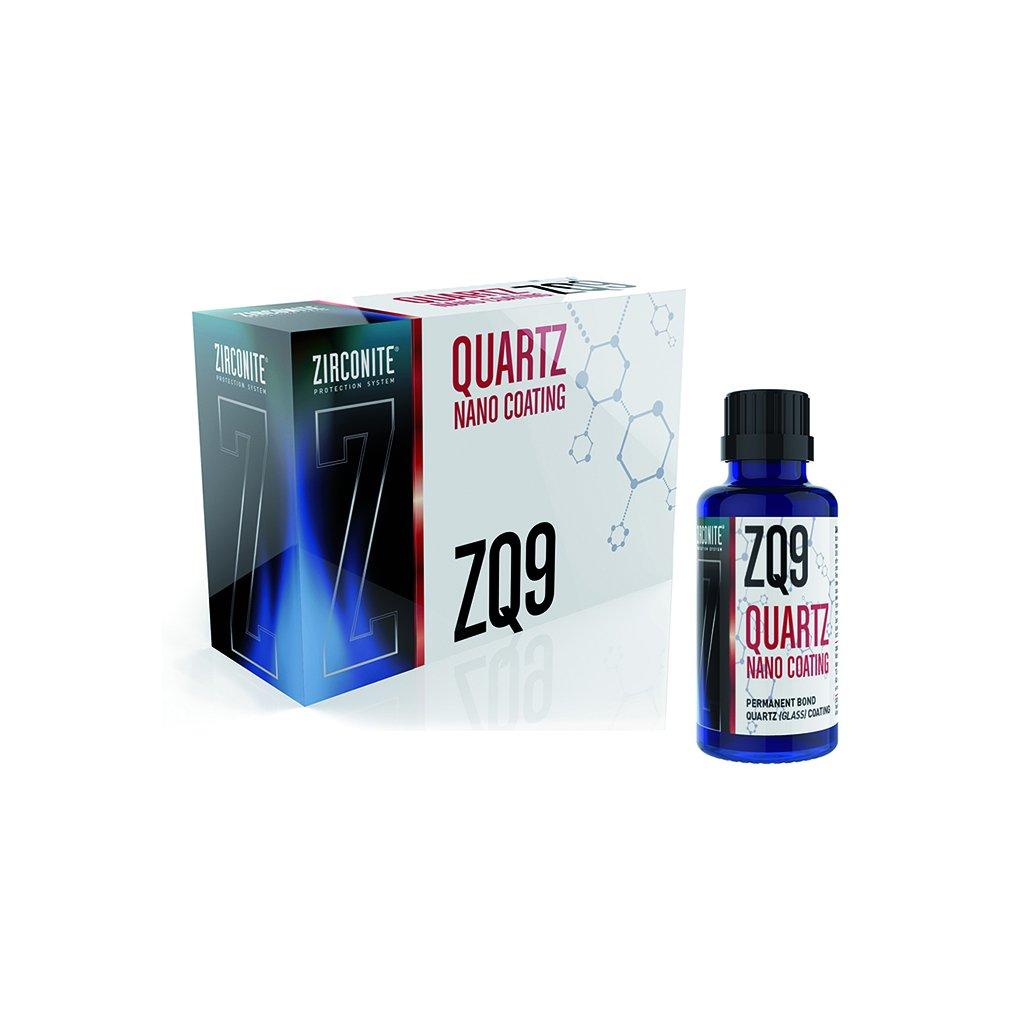 ZQ9 quartz nano coating