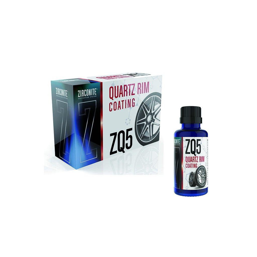 ZQ5 quartz rim coating