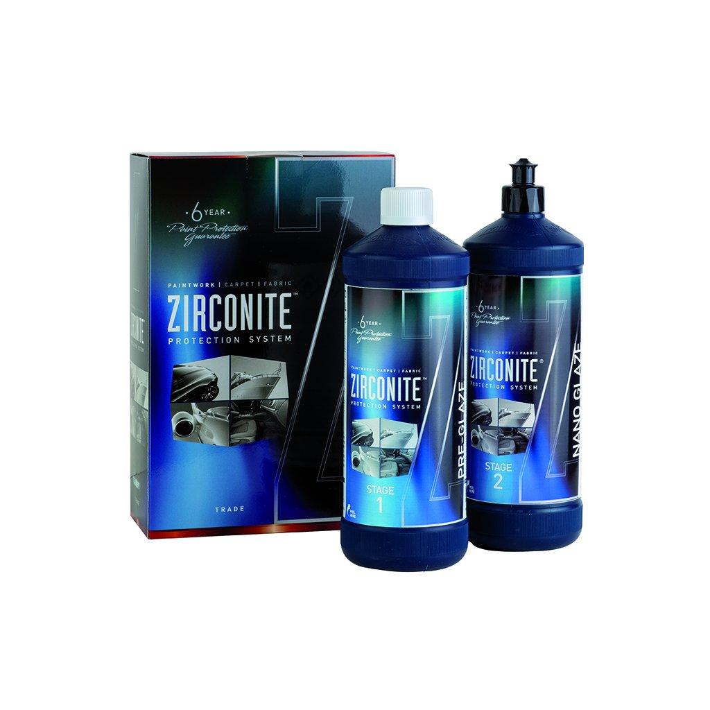 Nano glaze teflon acrylic coating, ST.1,2