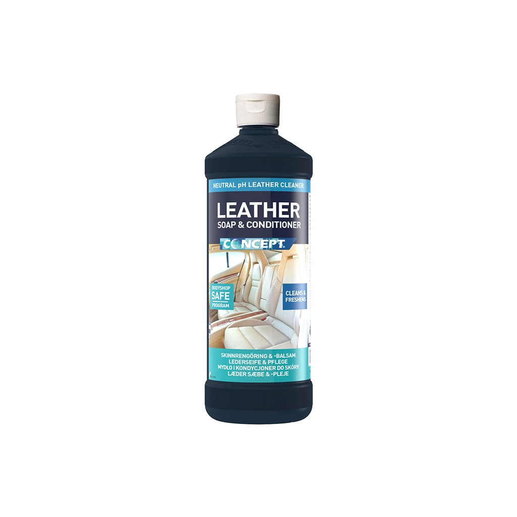 Leather Soap and Conditioner 1L