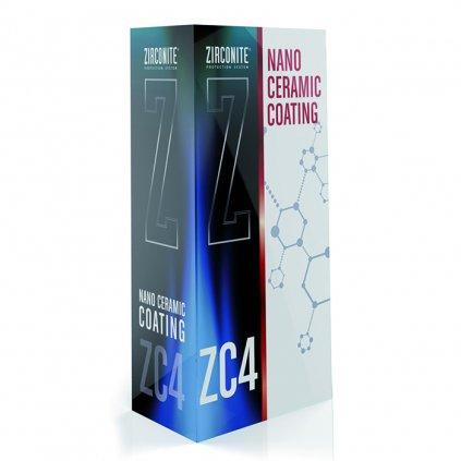 ZC4 nano ceramic coating