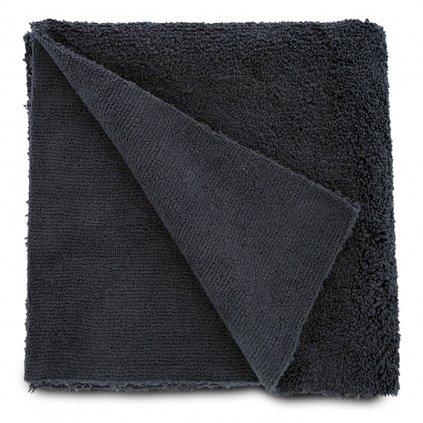 Iwash uterka 40x40cm chlupata černá