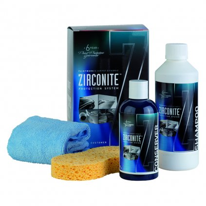 Zirconite Shampoo & Conserver