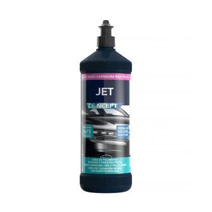 Concept Jet Black Gloss