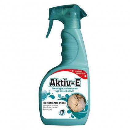 aktiv e detergente pelle