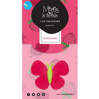 Marta La Farfalla Strawberry