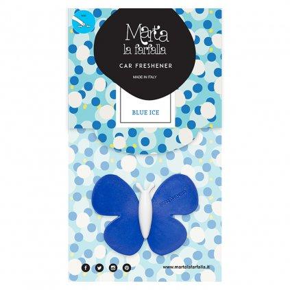 Marta La Farfalla Blue Ice