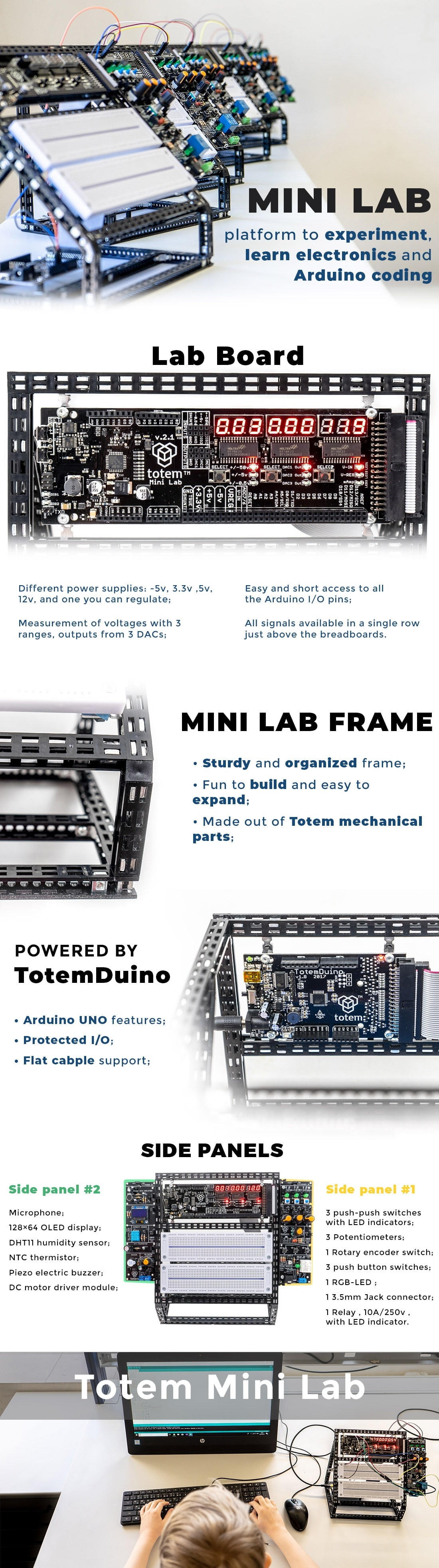 Mini-lab-product-page
