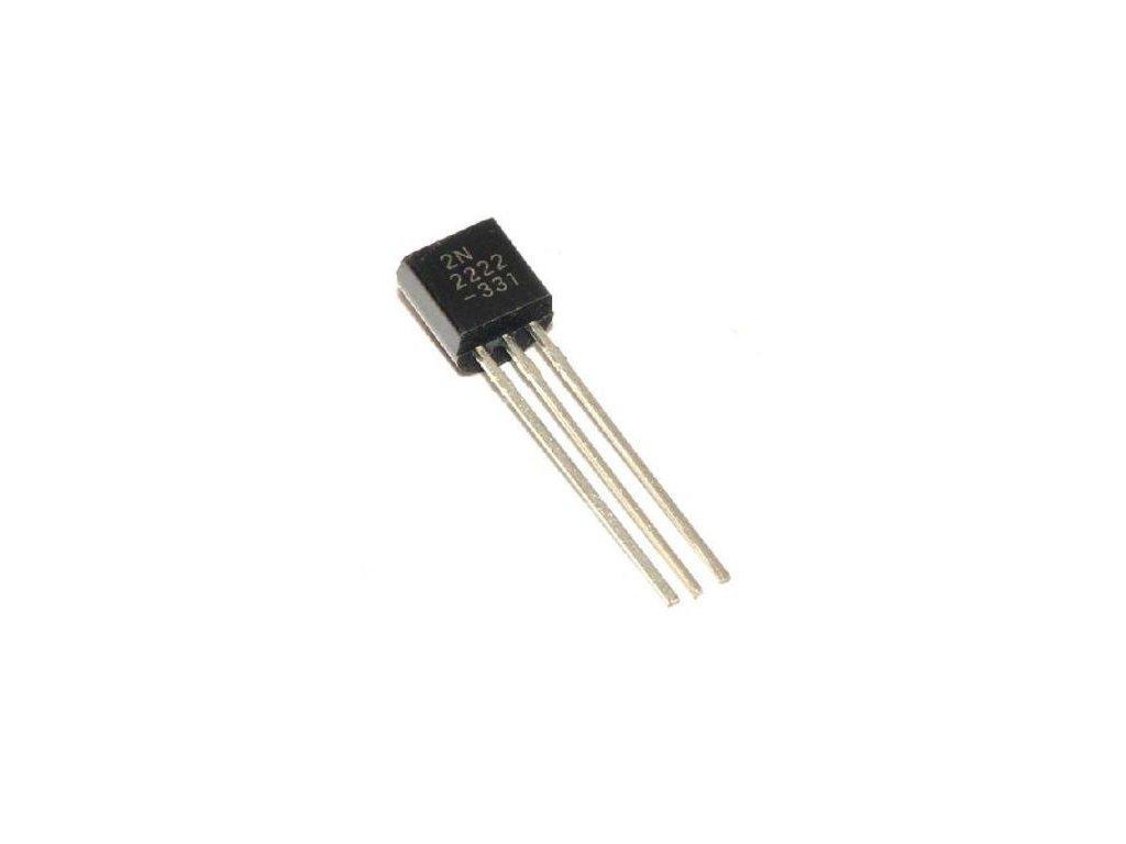 NPN tranzistor TO-92 2N2222A 2N2222 - izar.sk