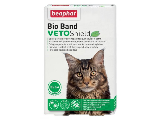 Beaphar Bio Band pro kočky 35cm