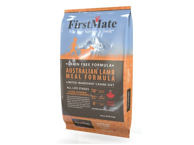 FirstMate Australian Lamb