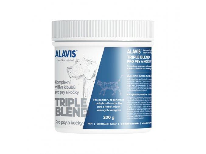 alavis triple blend pro psy a kočky