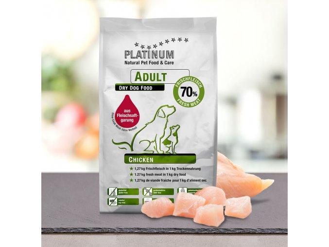 PLATINUM Natural ADULT Chicken