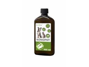 petvet konopný olej 500 ml akce
