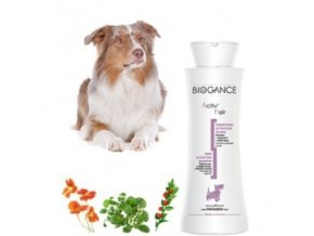 BIOGANCE šampon Activ Hair 250ml - pro obnovu srsti