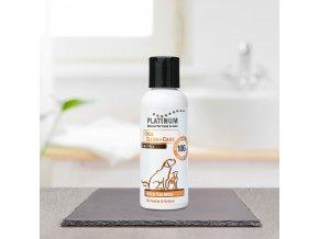 PLATINUM NATURAL ORAL CLEAN & CARE GEL SALMON 120ML