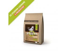 Yoggies 4 kg BARF Plus granule lisované za studena s probiotiky