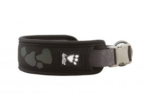 Hurtta Weekend warrior collar raven