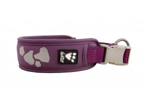 Hurtta Weekend warrior collar currant