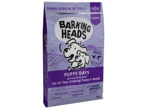 Barking Heads Puppy Days NEW