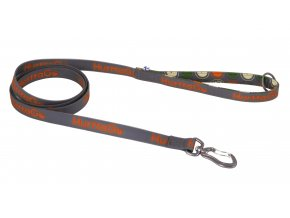 Hurtta Go leash SunsetRed