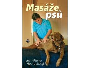 Knihovna - Masáže psů - Jean-Pierre Hourdebaight