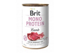 brit konzervy mono lamb