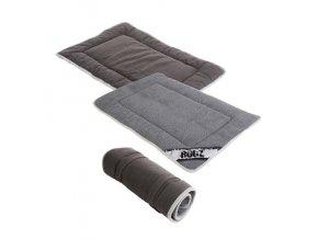 374804 matrace rogz lounge pod mat s grey grey 69x48x2cm s