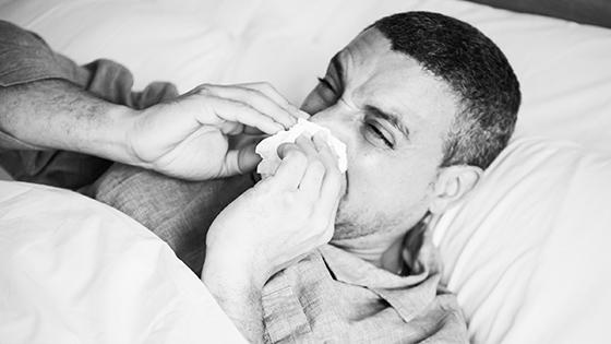 Ako zmierniť príznaky alergie a vychutnať si tak kvalitný spánok?