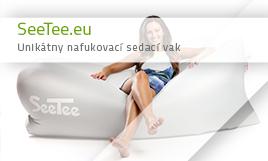 SeeTee - nafukovací sedací vak