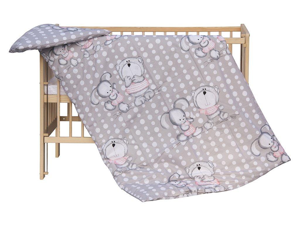 Detské obliečky Pegas 135x100 - 2 dielne