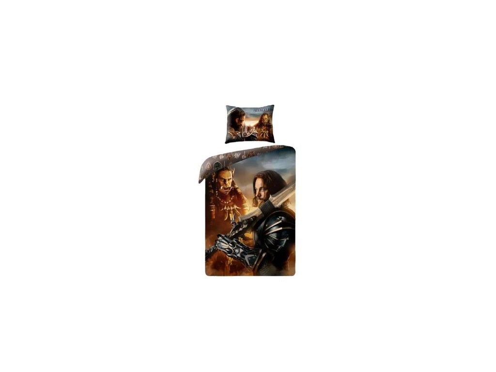 Warcraft obliečky 23BL - výpredaj