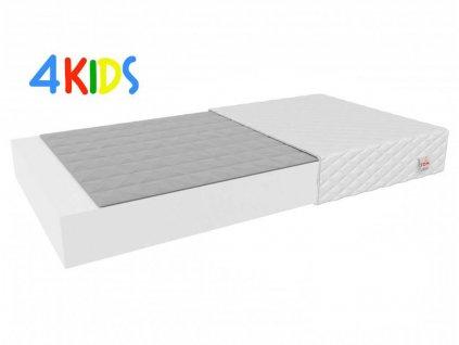 Bambino Candy matrac s pohánkou 120x60